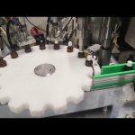 maza šķidruma pudeļu pildīšanas mašīna