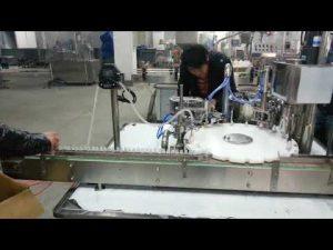 acu pilienu deguna pilienu maza šķidruma iepildīšanas mašīna