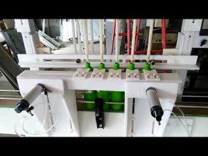 karstā pārdošanas automātiskā hipohlorskābes dezinfekcijas šķidruma iepildīšanas mašīna