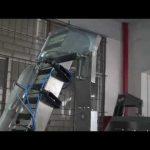 pilnībā automātiska servo rotācijas pudeles vāciņa mašīna plastmasas skrūvējamajam vāciņam