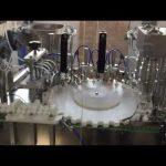 pārtikas, mērču un kosmētikas rūpniecības augstas precizitātes rotējošā aizdares mašīna