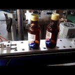 pašlīmējošu uzlīmju automātiska apaļo pudeļu marķēšanas mašīna