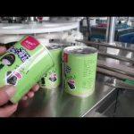 pilnībā automātiska kosmētikas šķidruma pudeļu pildīšanas mašīna ar vāciņu