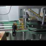 lineārā tipa pilnībā automātiska motoreļļas iepildīšanas mašīna