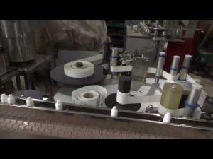 automātiska pudeļu mazgāšanas aizpildīšanas aizbāžņa mašīnu acu pilienu iepildīšanas ražošanas līnija