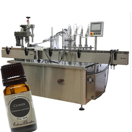 Automātiska sīrupa pildīšanas mašīna