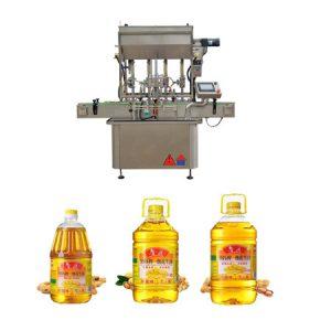 automātiska rotācijas eļļas iepildīšanas mašīna