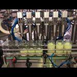 karstā pārdošanas automātiskā augu pārtikas eļļas iepildīšanas mašīna
