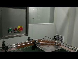 automātiska augļu ievārījuma pudeles burka makaronu mērce mazgāšanas uzpildes vāciņu marķēšanas mašīna