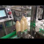 pārtikas eļļas iepildīšanas mašīna, svēršanas uzpildes mašīna