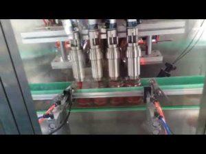 automātiska tomātu mērce, čili mērce, jogurts, ievārījuma pastas pildīšanas mašīnas ražotājs