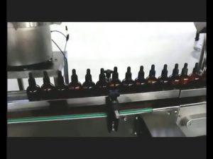 automātiska nagu lakas smaržu acu pilienu mikstūra aizpildīšanas mašīna
