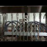 rūpnīcas tiešā tirdzniecība lineārā virzuļa šķidrās mērces garšvielu pudeļu pildīšanas aizdares mašīna