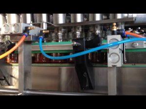 automātiskā šokolādes zemesriekstu sviesta tomātu mērces pildīšanas mašīna