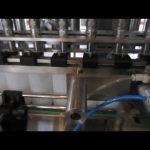 automātiska šķidrā mazgāšanas un dezinfekcijas šķidruma iepildīšanas mašīna