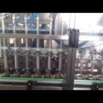 automātiskā stikla medus burka jogurta pildīšanas aizzīmogošanas mašīna