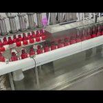 automātiska uzpildes mašīna pretkorozijas un antiseptiska balinātāja ražošanai