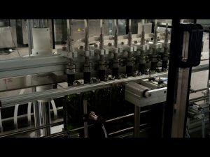 olīveļļas pudeļu pildīšanas mašīnas cena, lineārā virzuļa pārtikas eļļas iepildīšanas mašīna