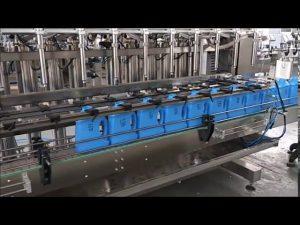automātiska rokas sanitizer šķidrās ziepes pildīšanas mašīna virzuļa pudeles pildīšanas mašīna