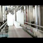 pilnībā automātiska smēreļļas iepildīšanas vāciņa marķēšanas mašīna