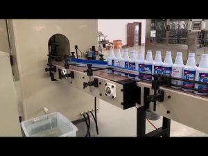 pretkorozijas sālsskābes pp pvc plastmasas pildīšanas mašīna