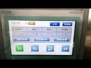 augstas kvalitātes 20l svara olīveļļas iepildīšanas mašīna