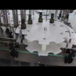 karstā pārdošanas ce standarta automātiskā olīveļļas iepildīšanas mašīna