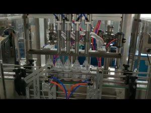 automātiska rokas sanitārija spirta mazgāšanas līdzekļu iepildīšanas mašīna