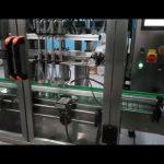 automātiska augļu ievārījuma ražošanas līnijas pildīšanas mašīna un devu pildīšanas mašīna