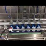 rokas sanitizer rokas mazgāšanas šķidrās ziepes pildīšanas mašīnas ražotājs