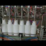 dzinēja smērvielu smērvielu ēterisko eļļu virzuļpudeļu pildīšanas mašīna