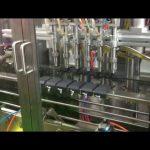 plc vadības automātiskā virzuļa olīveļļas pildīšanas mašīna