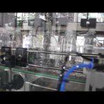 automātiska rokas sanitizer gela šķidruma iepildīšanas mašīna