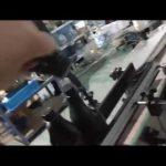 automātiska taisna stikla pudeles alumīnija vāciņa ropp aizdares mašīna